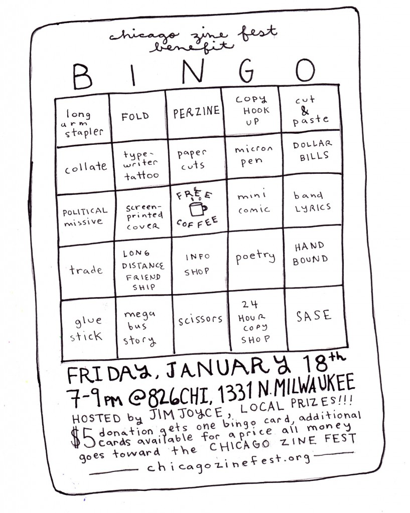 CZF bingo 2013