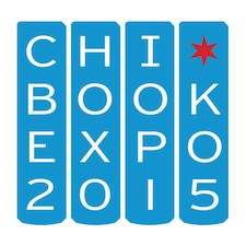 Chicago Book Expo 2015 logo